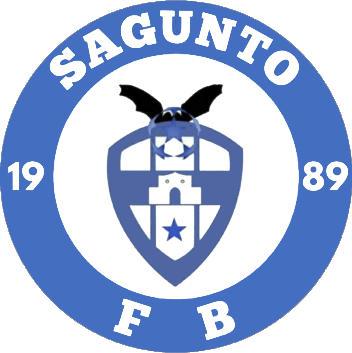 Escudo de F.B. SAGUNTO (VALENCIA)