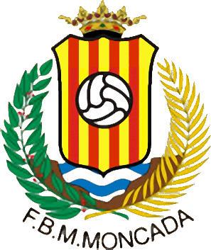 Escudo de F.B.M. MONCADA C.F. (VALENCIA)
