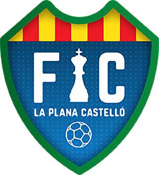 Escudo de F.C. LA PLANA CASTELLÓ (VALENCIA)