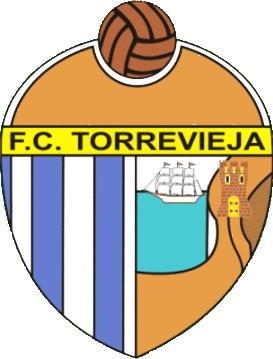 Escudo de F.C. TORREVIEJA  (VALENCIA)