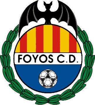 Escudo de FOYOS C.D. (VALENCIA)