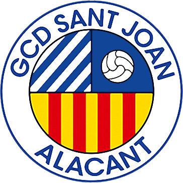 Escudo de G.C.D. SANT JOAN (VALENCIA)