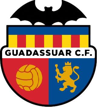 Escudo de GUADASSUAR C.F. (VALENCIA)