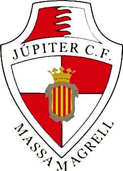 Escudo de JÚPITER C.F. (VALENCIA)