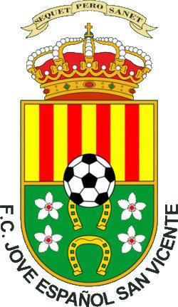 Escudo de JOVE ESPAÑOL CF (VALENCIA)