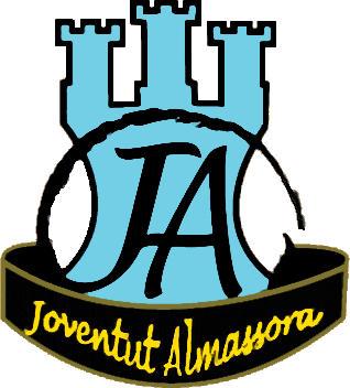 Escudo de JOVENTUT ALMASSORA C.F. (VALENCIA)