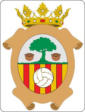 Escudo de L'OLLERIA C.F. (VALENCIA)