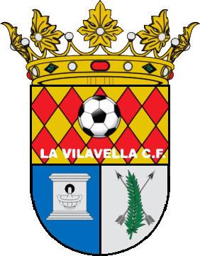 Escudo de LA VILAVELLA C.F. (VALENCIA)