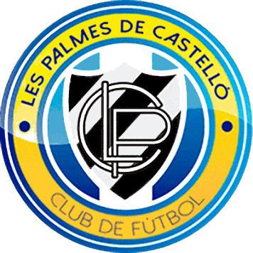 Escudo de LES PALMES DE CASTELLÓ C.F. (VALENCIA)