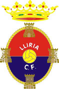 Escudo de LLIRIA C.F. HASTA 2018 (VALENCIA)