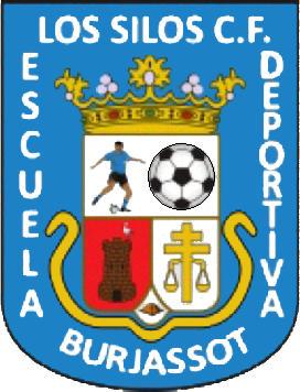 Escudo de LOS SILOS C.F. (VALENCIA)