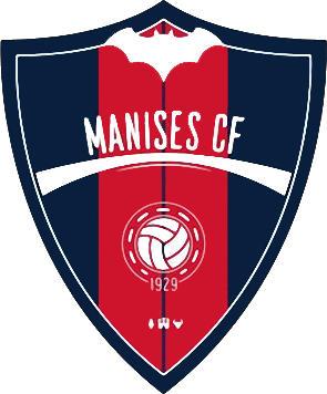 Escudo de MANISES C.F. (2) (VALENCIA)