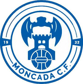 Escudo de MONCADA C.F. (VALENCIA)