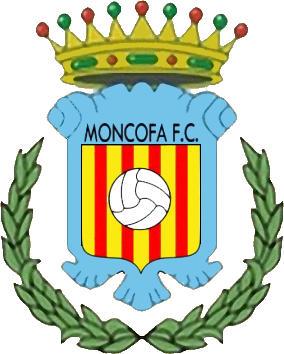 Escudo de MONCOFA F.C. (VALENCIA)