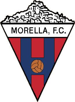 Escudo de MORELLA F.C. (VALENCIA)