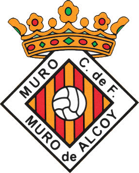 Escudo de MURO C.F. (VALENCIA)