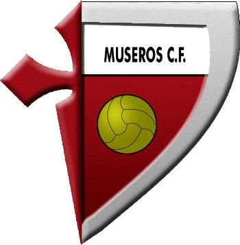 Escudo de MUSEROS C.F. (VALENCIA)