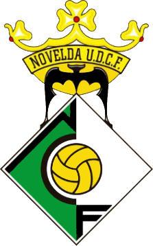 Escudo de NOVELDA U.D.C.F. (VALENCIA)
