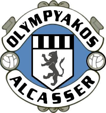 Escudo de OLYMPYAKOS DE ALCÀSSER (VALENCIA)