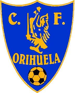 Escudo de ORIHUELA C.F. (VALENCIA)
