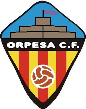 Escudo de ORPESA C.F. (VALENCIA)