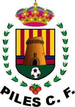 Escudo de PILES C.F. (VALENCIA)