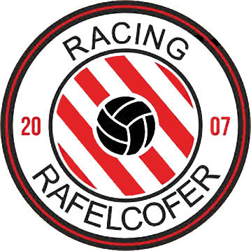 Escudo de RACING RAFELCOFER C.F. (VALENCIA)
