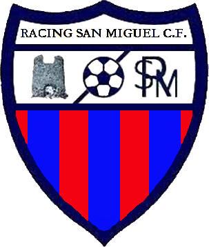 Escudo de RACING SAN MIGUEL C.F. (VALENCIA)