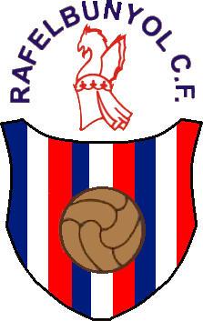 Escudo de RAFELBUNYOL C.F. (VALENCIA)