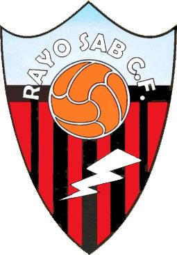 Escudo de RAYO SAN ANTONIO BENAGÉBER C.F. (VALENCIA)
