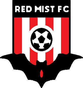 Escudo de RED MIST F.C. (VALENCIA)