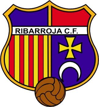 Escudo de RIBARROJA C.F (VALENCIA)