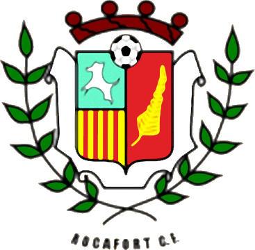 Escudo de ROCAFORT C.F. (VALENCIA)
