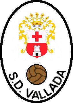 Escudo de S.D. VALLADA (VALENCIA)