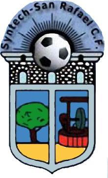 Escudo de SAN RAFAEL C.F. (VALENCIA)