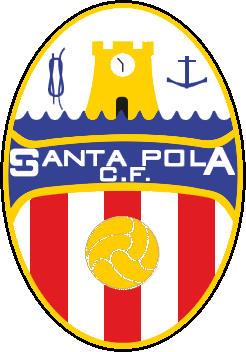 Escudo de SANTA POLA C.F. (VALENCIA)