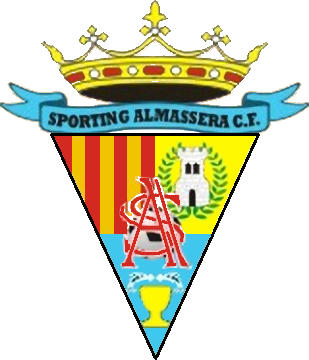 Escudo de SPORTING ALMASSERA C.F. (VALENCIA)