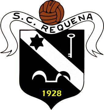 Escudo de SPORTING C. REQUENA (VALENCIA)