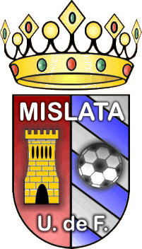 Escudo de SPORTING MISLATA U. DE F. (VALENCIA)