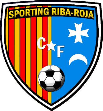Escudo de SPORTING RIBA-ROJA C.F. (VALENCIA)