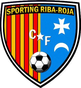 Escudo de SPORTING RIBARROJA C.F. (VALENCIA)