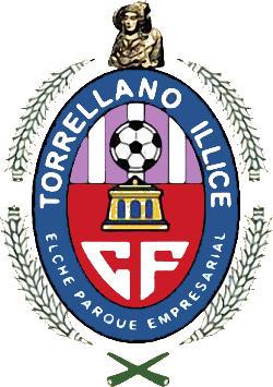 Escudo de TORRELLANO ILLICE C.F. (VALENCIA)