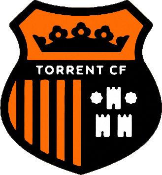 Escudo de TORRENT C.F.-2 (VALENCIA)