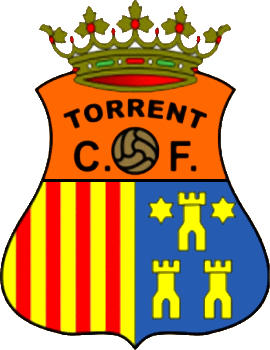 Escudo de TORRENT C.F. (VALENCIA)