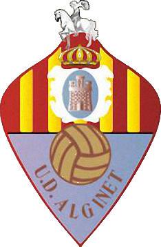 Escudo de U.D. ALGINET (VALENCIA)