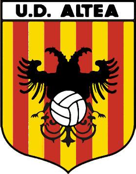 Escudo de U.D. ALTEA (VALENCIA)