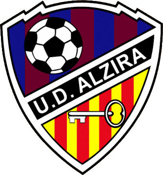 Escudo de U.D. ALZIRA (VALENCIA)