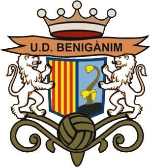 Escudo de U.D. BENIGANIM (VALENCIA)