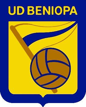 Escudo de U.D. BENIOPA (VALENCIA)