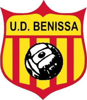 Escudo de U.D. BENISSA (VALENCIA)